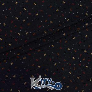 پارچه چادر رنگی مجلسی طرح گل لاله