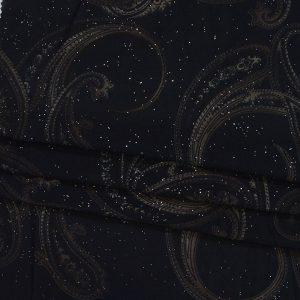 چادر رنگی هندی اکلیل دار