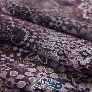 پارچه چادر رنگی اوراگیری ژاکارد آمبوسی